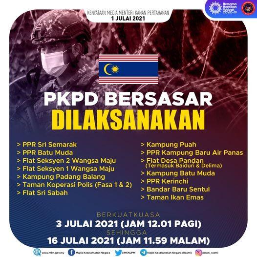 PKPD bersasar di WP Kuala Lumpur