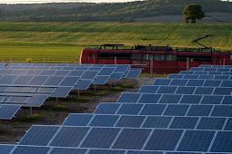 Gambar Rangkaian Sederhana Instalasi Panel Surya (Solar Cell)