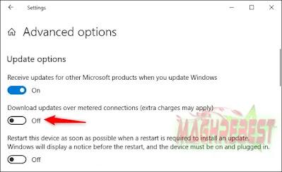 كيفية منع تحديثات الويندوز 10 windows نهائيا ؟