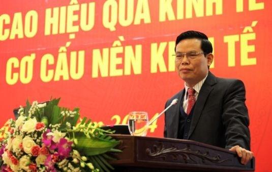 Triệu Tài Vinh - Bí thư tỉnh Hà Giang