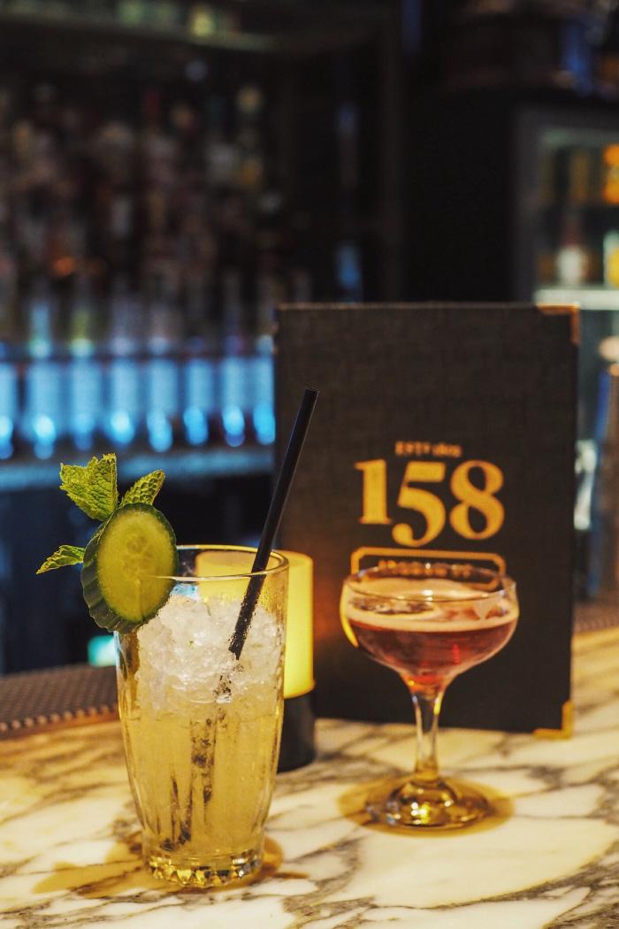 Hutchessons, 158 club lounge