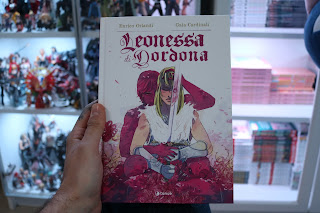 Leonessa di Dordona - Enrico Orlandi e Gaia Cardinali [recensione]