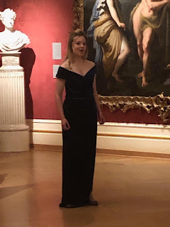 A Night at the Museum - Rowan Pierce  (Photo Oxford Lieder Festival)