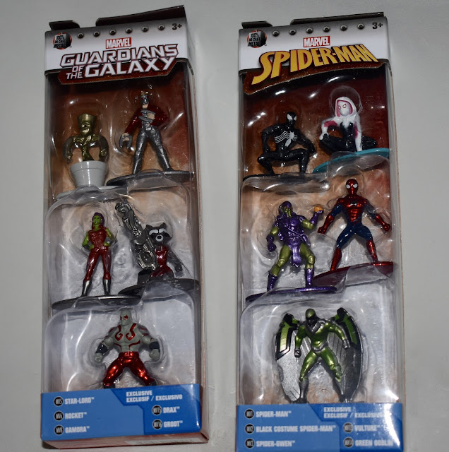 Collectible Nano MetalFigs