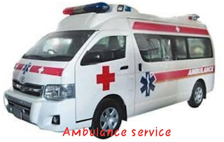 Ambulance service in Bangladesh