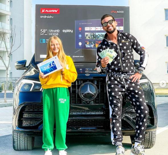 Concurs DORIAN POPA pe Instagram - Castiga 1.000 de Euro - 2021 - giveaway - concursuri - online
