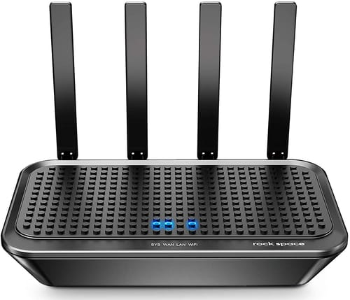 Review Rockspace AC2100 Dual-Band Smart WiFi Router