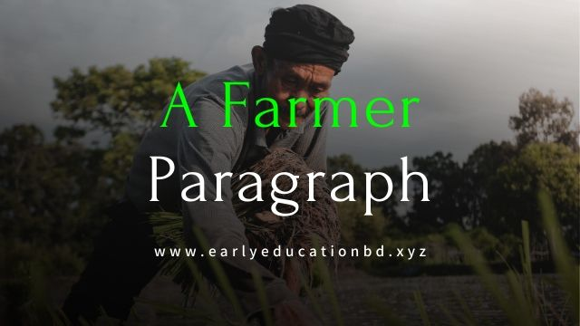 Short Paragraph on A Farmer Updated in 2020   EEB