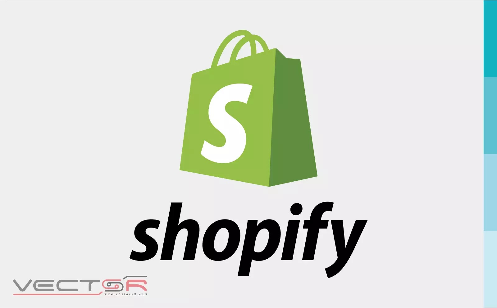 Shopify (2006) Vertical Logo - Download Vector File SVG (Scalable Vector Graphics)
