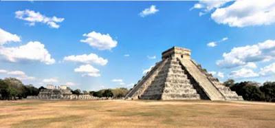 Chichén Itzá, Piramide di Kukulcán