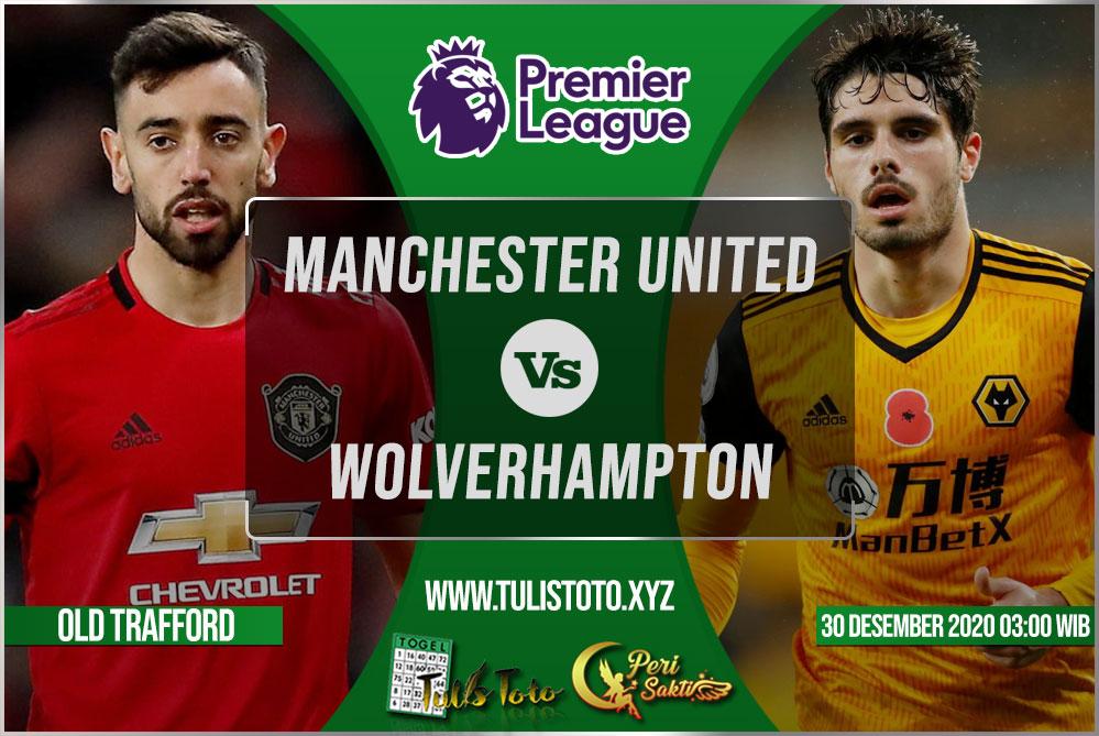 Prediksi Manchester United vs Wolverhampton 30 Desember 2020