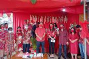 Dokter Devi Sosialisasikan Pentingnya Pakai Masker dan Cuci Tangan di Kumelembuai