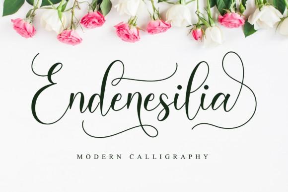 Endenesilia Font