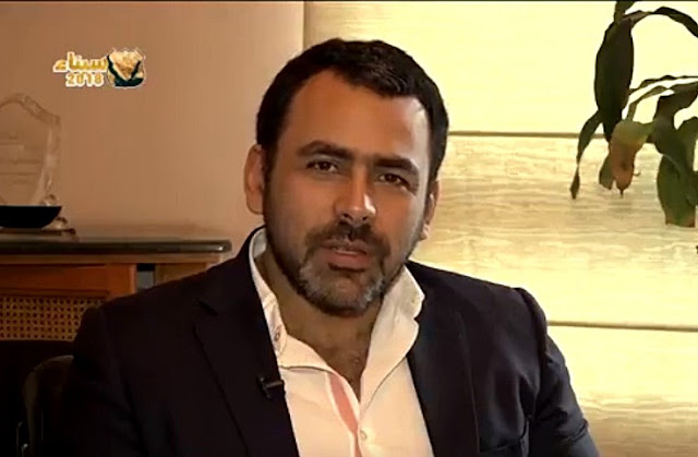 برنامج نقطة تماس 10/2/2018 يوسف الحسينى نقطة تماس 10/2