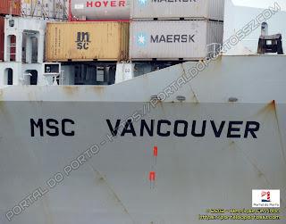 MSC Vancouver