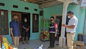 Polisi Banjaran Poleesta Bandung Sambangi Satpam Perusahaan