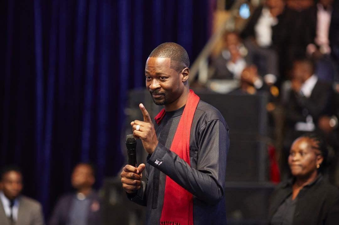 Prophet Emmanuel Makandiwa Backtracks On Covid-19 Vaccine