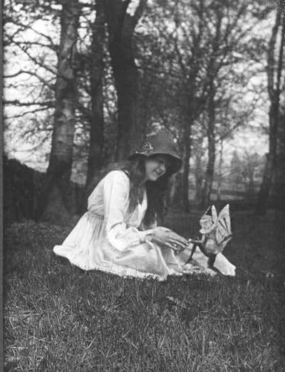 Cottingley Fairies Mystery