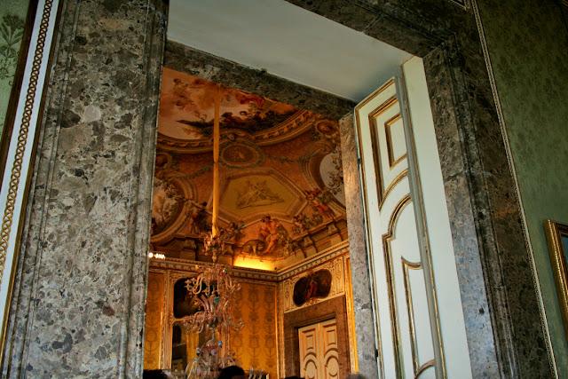 Camera, volte, affreschi, disegni