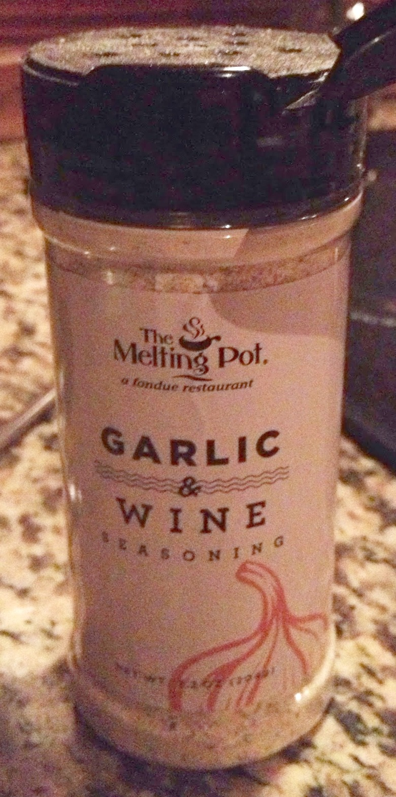 Image result for melting pot garlic wine seasoning