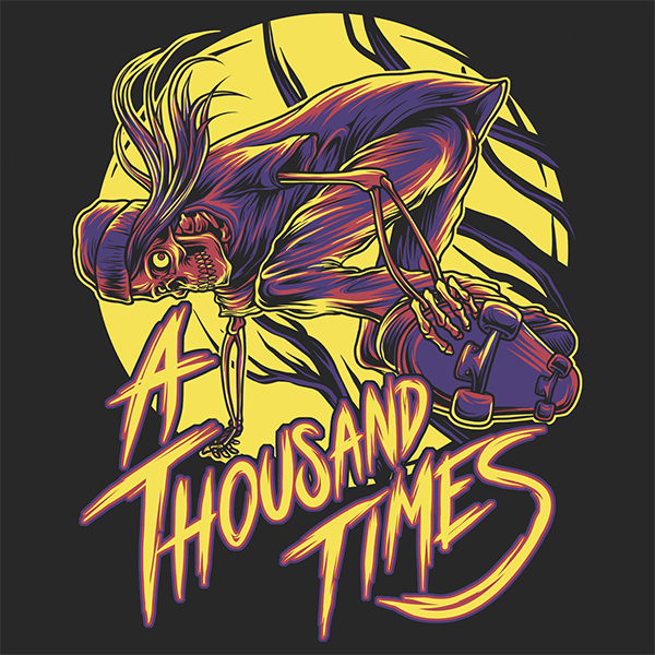 """A Thousand Times release video for """"All In One"""""""