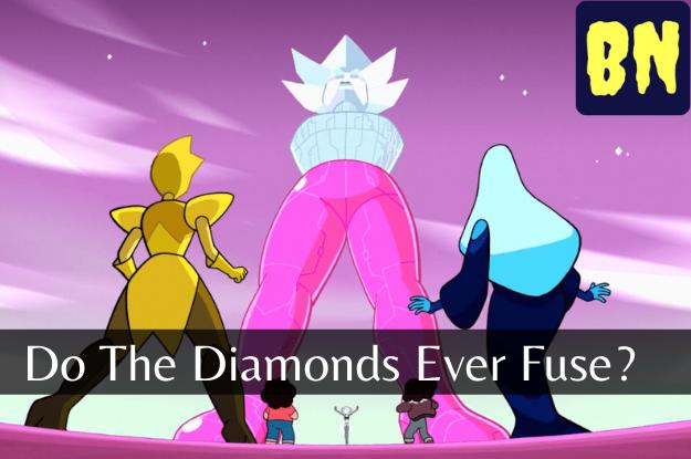 Do The Diamonds Ever Fuse?