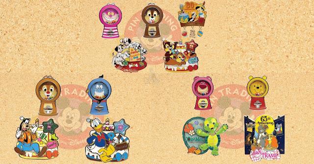 Hong Kong Disneyland Limited Edition Pin Redemption, 香港迪士尼樂園 限量版徽章領取安排, HKDL, Pin Trading, HK Disneyland