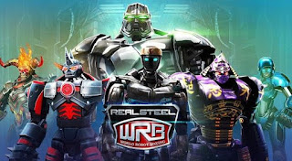 Real Steel Mod APK + OBB Full Unlocked (Unlimited Money/Coins)