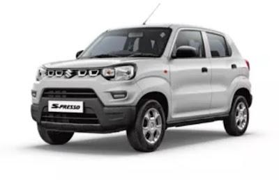 Maruti Suzuki launch S-Presso in S-CNG options.