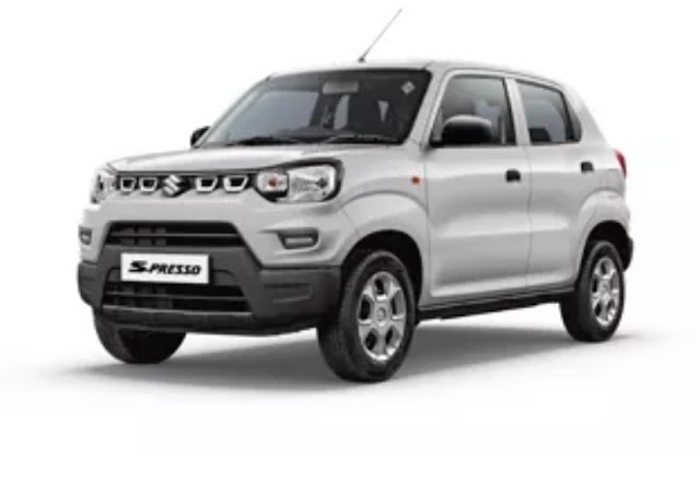 Maruti Suzuki launch S-Presso in S-CNG options.