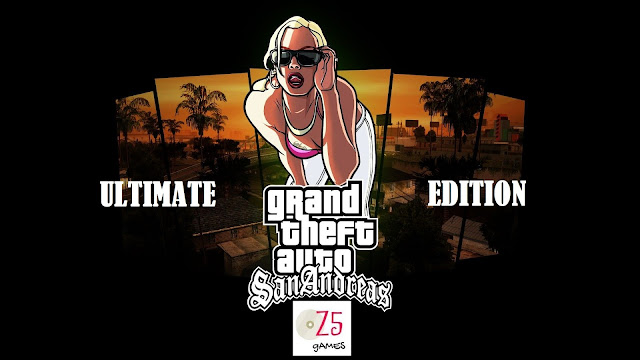 Grand Theft Auto San Andreas: Ultimate Edition