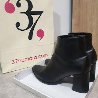büyük numara kadın ayakkabı alışverişi