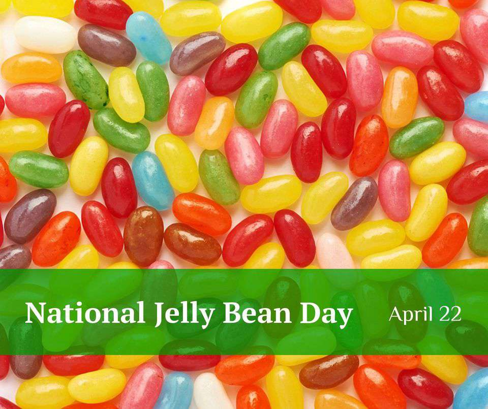 National Jelly Bean Day Wishes Beautiful Image