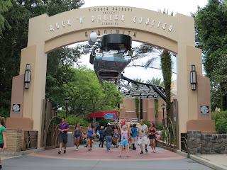 Rock N Roller Coaster Disney's Hollywood Studios
