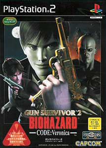 Biohazard Gun Survivor 2 Code Veronica Ps2 ISO (NTSC-J)