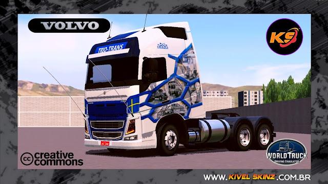 VOLVO FH16 750 - BIO TRANS