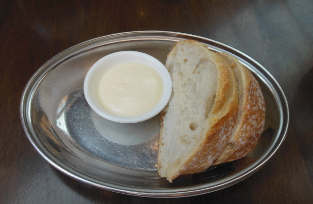 Gallery Restaurant, Ballarat, bread