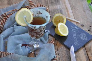 Lemon iced tea recipe Thermomix