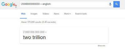 Mengucapkan Bilangan Besar