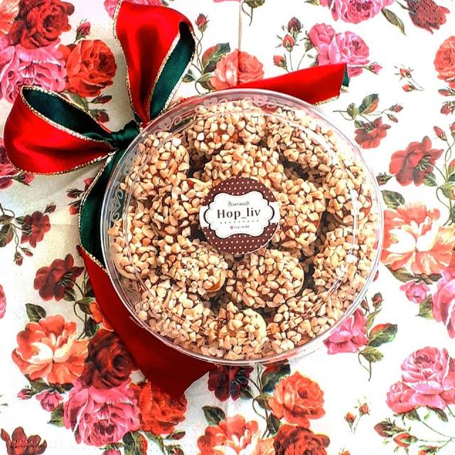 Kue Kering Nougat Kacang