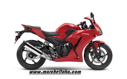Harga Honda CBR300R - Harga dan Spesifikasi