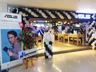 ASUS Exclusive Store Bekasi Cyber Park