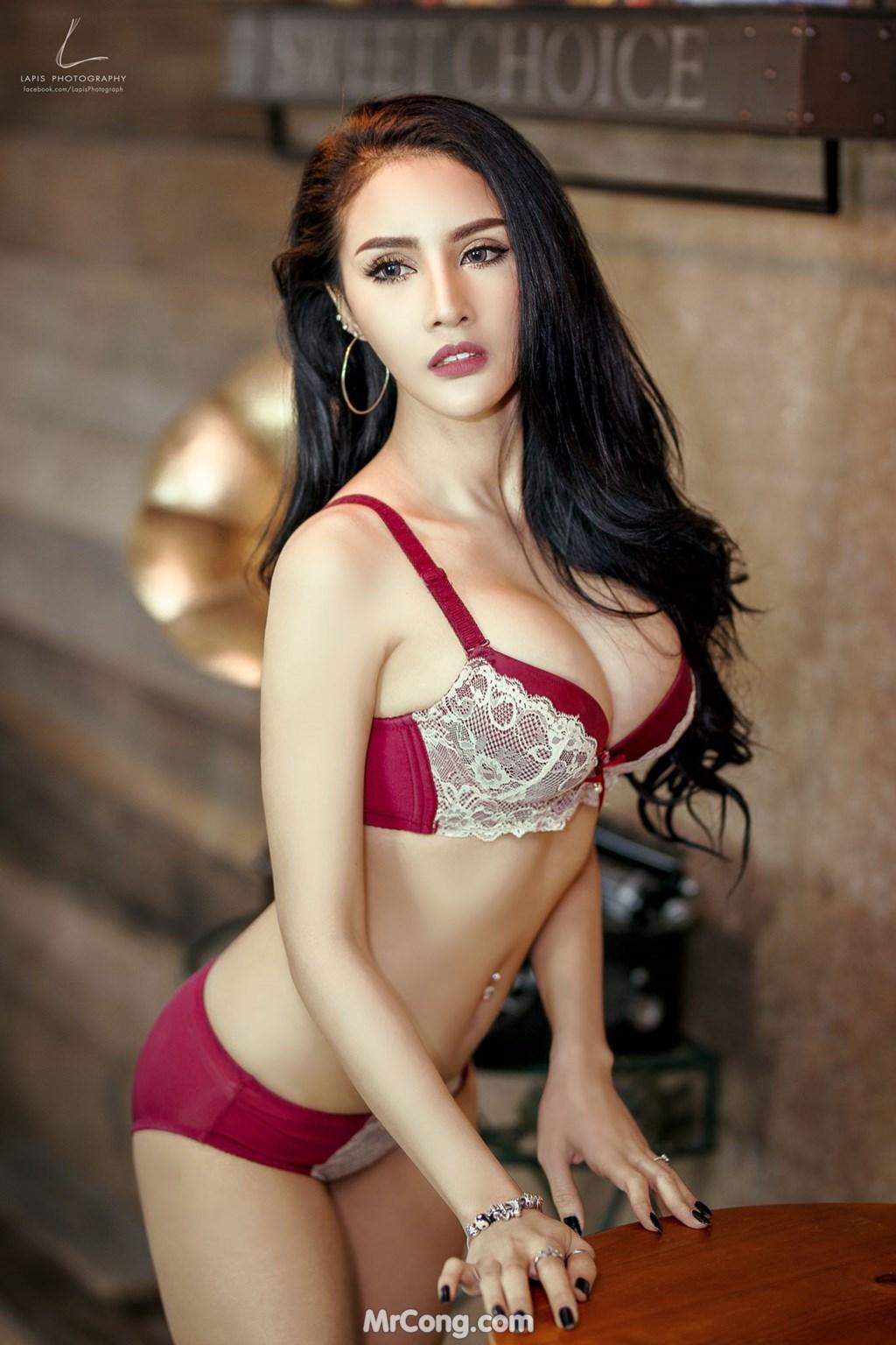 Image Thai-Model-No.475-Thitikarn-Srisap-MrCong.com-002 in post Thai Model No.475: Người mẫu Thitikarn Srisap (16 ảnh)