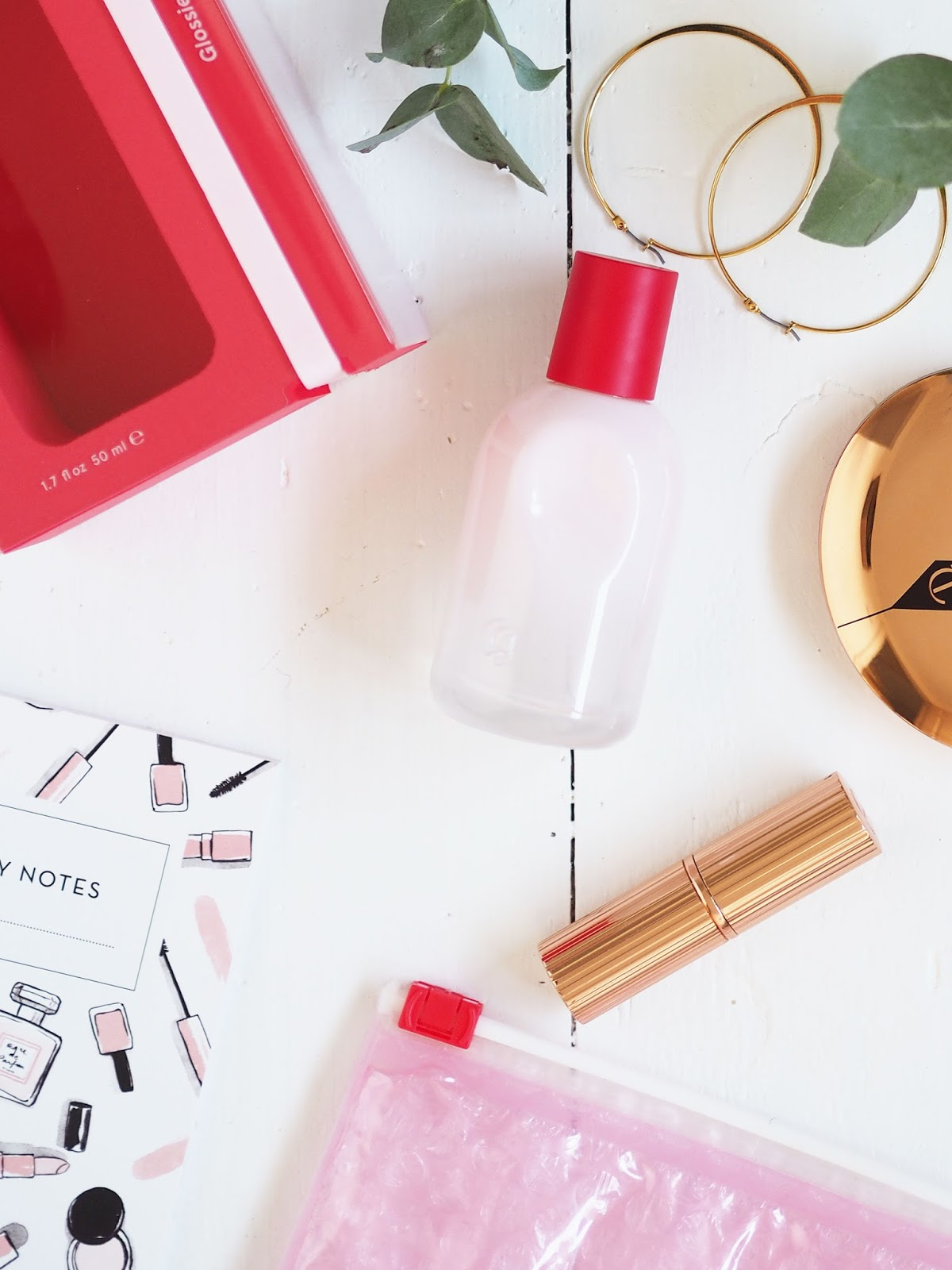 Glossier You perfume review