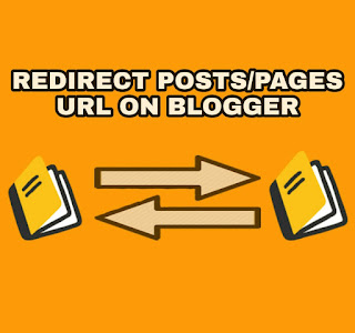 post redirect on blogger