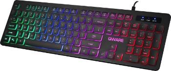 Qware toetsenbord verlicht