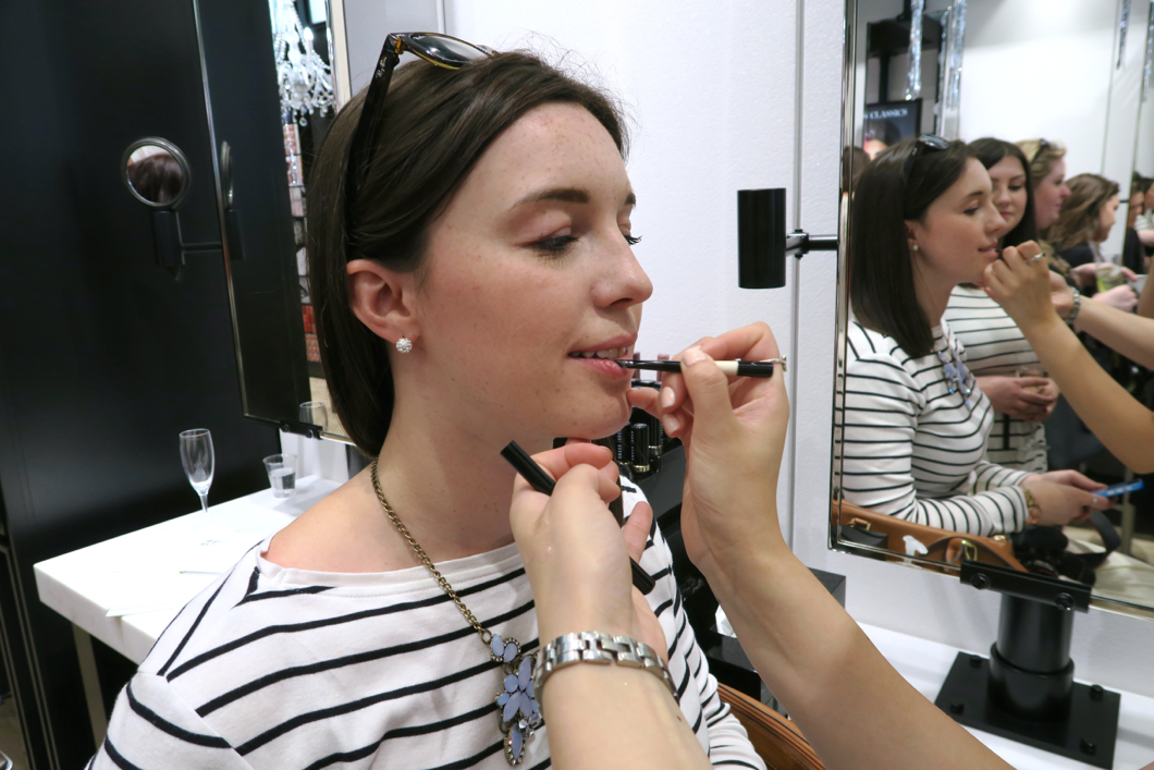 Louise Little Things Bobbi Brown makeover
