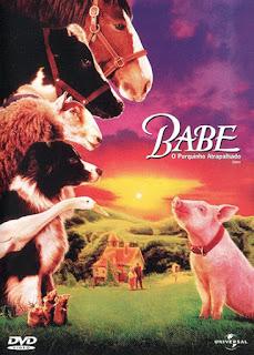 Babe: O Porquinho Atrapalhado - BDRip Dual Áudio