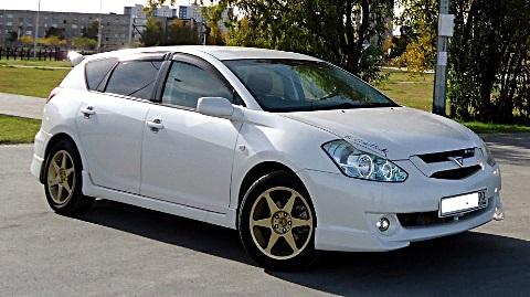 2017 Toyota Caldina Generation
