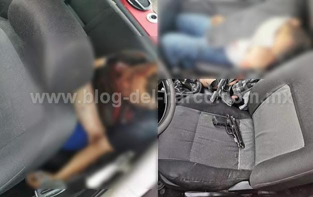 Ejecutan y abandonan en Vehiculo a director de Policía y Comandante de operaciones de Zamora; Michoacán